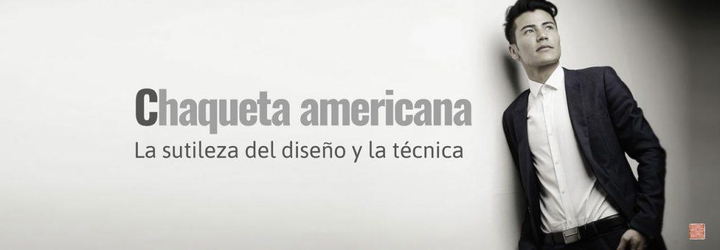 La americana la sutileza del diseño y la técnica