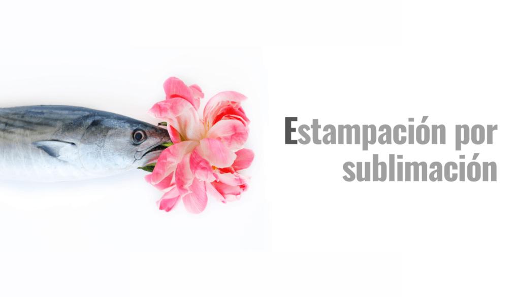 Estampación por sublimación