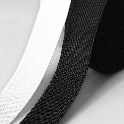 La cinta elástica en confección, cinta elastica tejida