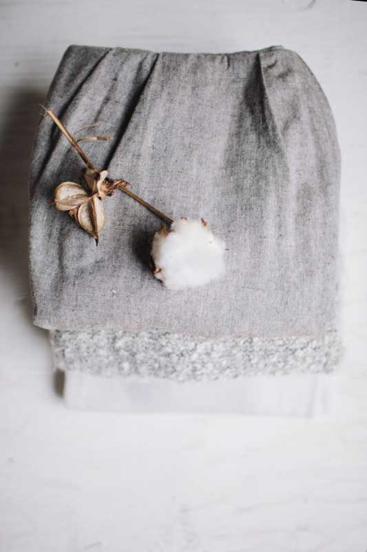 ¿Cómo se recicla el algodón?