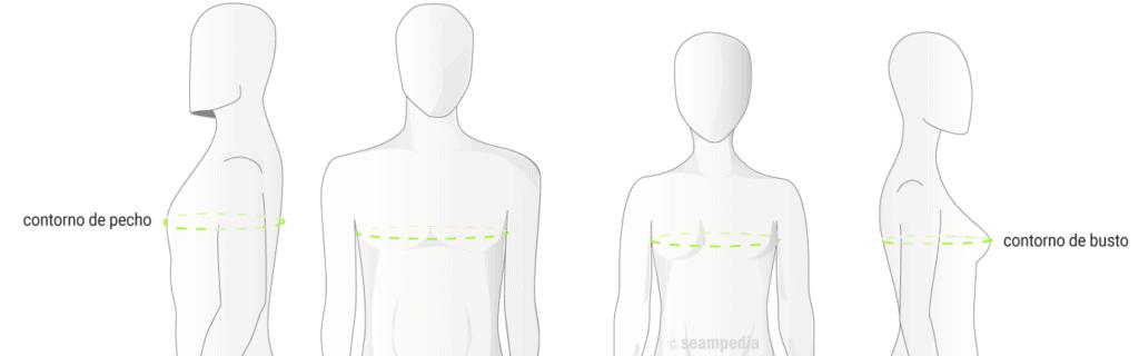 Tallas y medidas