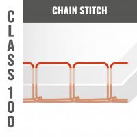 Seam classification CHAIN STITC CLASS 100