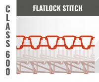 FLATLOCK STITCH CLASS 600