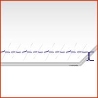 Puntada, cómo evitar los defectos de costura Retención de puntada hilo cortado