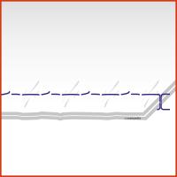 Puntada, cómo evitar los defectos de costura. Retención de puntada por excesiva tensión del hilo